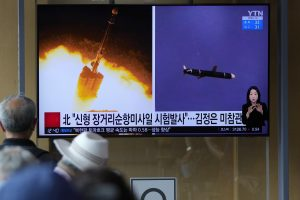 In Signal to the US, North Korea Tests New Long-Range Cruise Missiles