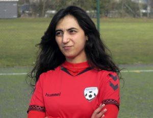 Afghan Women Footballers Flee to Pakistan
