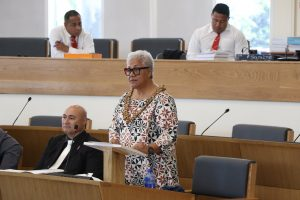 Samoa's First Female-Led Government Sits, But Opposition Barred