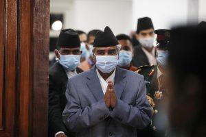Party Politicking Backfires on Nepal's PM Deuba