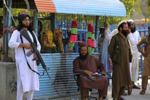 Pakistan's Shameful Glee at the Taliban's Rise