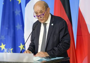 France Seeks European Support After AUKUS Submarine Deal Surprise