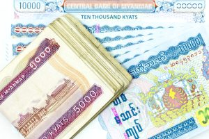 Myanmar's Currency Falls to All-Time Low Amid Post-Coup Turmoil