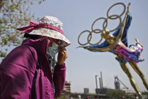 China Keeps Virus at Bay at High Cost Ahead of Olympics