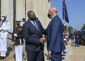 Australian PM, Diplomats Seek to Allay Southeast Asian AUKUS Fears