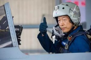 Star General Chang Dingqiu Takes Command of China's Air Force