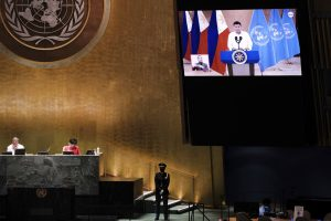 In UN Speech, Duterte Promises Accountability for 'Drug War' Excesses