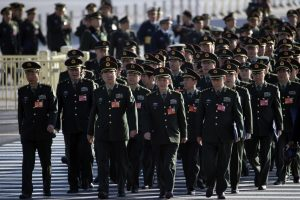The PLA's New Generals: Security Implications