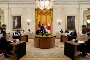 Historic Quad Leaders' Summit Reinforces Its Action Mandate