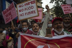 India's Farmers Renew Protests, Challenging Modi Government