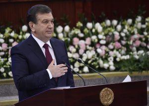 The Making of Mirziyoyev's Uzbekistan