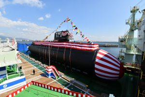 Japan's Kono Says He Supports Building Nuclear Submarines