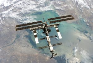 The US Cooperates With Russia in Space. Why Not China?
