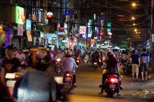 Vietnam Notches Record GDP Contraction as COVID-19 Outbreak Bites
