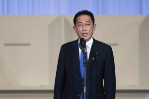 Japan Ex-Diplomat Kishida Wins Party Vote, to Become New PM