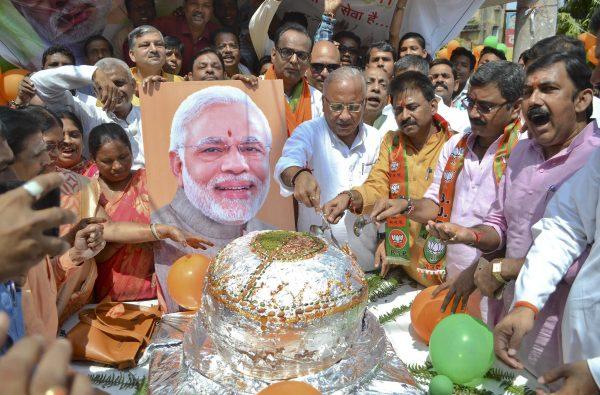 BJP va a la ciudad con la fiesta de cumpleaños de Modi – The Diplomat