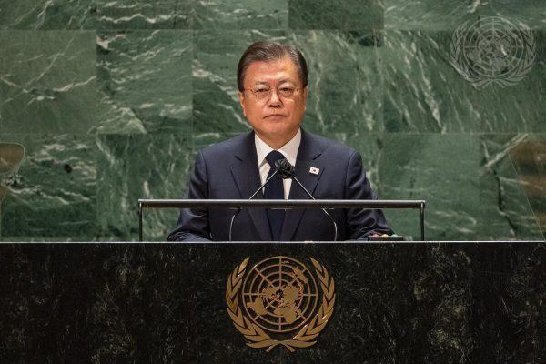 En la ONU, Moon nuevamente pide una declaración para poner fin a la guerra de Corea – The Diplomat