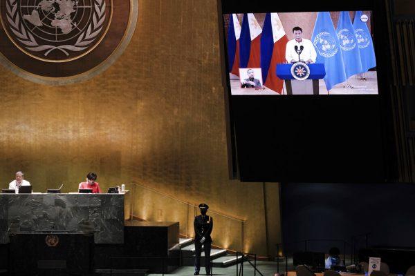 En un discurso de la ONU, Duterte promete responsabilidad por los excesos de la 'guerra contra las drogas' – The Diplomat