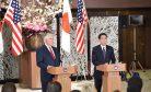 The Arrival of Kishida Diplomacy?