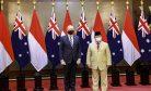 Australia, Indonesia Agree to Ramp up Defense Relationship