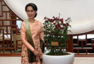 Myanmar's Aung San Suu Kyi Set to Testify in Incitement Trial