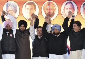 Congress Party Chaos in Punjab