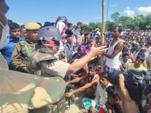 Assam Government's Eviction Drive Kicks Up Controversy