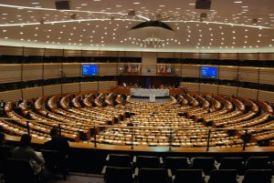 EU Parliament Voices Support for Myanmar's Opposition Government