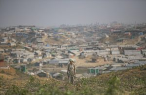 UN Strikes Deal for Access to Bangladeshi Refugee Island
