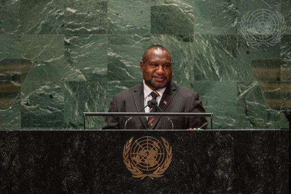 El primer ministro de PNG quiere salvar la selva tropical de su país.  No puede hacerlo solo.  – El diplomático