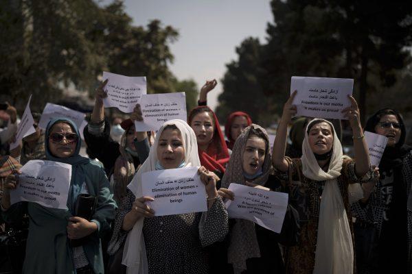 Los matrimonios forzosos de los talibanes: el diplomático