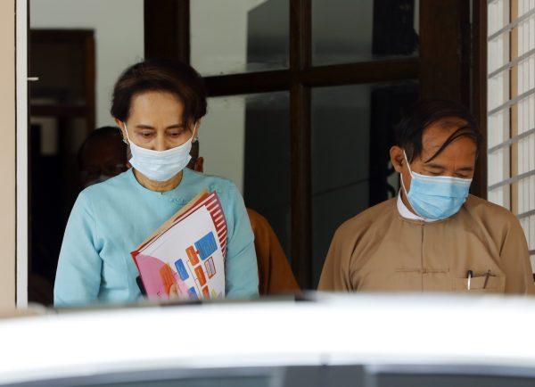 Expresidente de Myanmar testifica que se negó a dimitir – The Diplomat