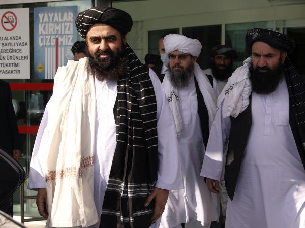 Delegación de los talibanes afganos en Turquía para conversaciones de alto nivel – The Diplomat