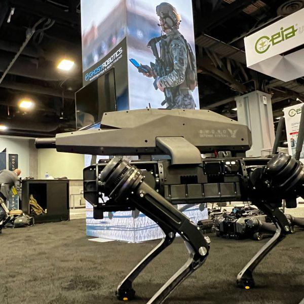 ¿Por qué los perros robot armados nos hacen sentir incómodos?  – El diplomático
