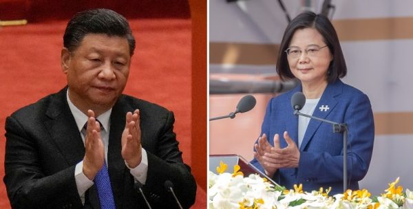 Mensajes de duelo de Xi y Tsai sobre las relaciones a través del Estrecho – The Diplomat