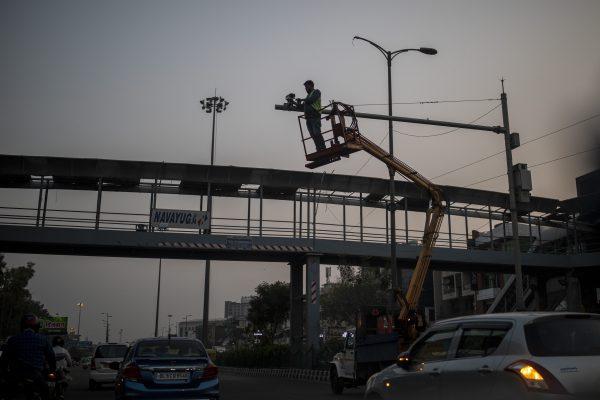 ¿La intensa vigilancia de Delhi hace que las mujeres estén más seguras?  – El diplomático