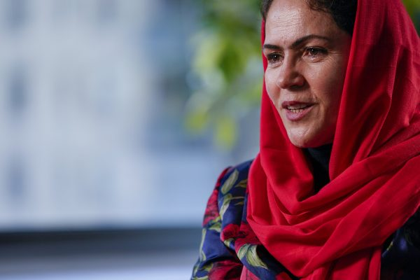 Dari Pengasingan, Fawzia Koofi Afghanistan Terus Berjuang – The Diplomat