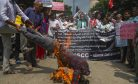 Indian Town on Edge After 9 Die During Farm Protest