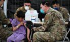 US Resumes Afghan Refugee Flights After Measles Shots