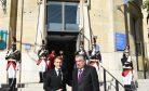 Emomali in Paris: Tajikistan, Europe, and the Afghanistan Problem