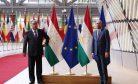 Tajik President Emomali Rahmon's European Tour